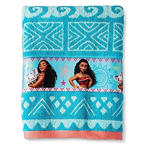 Disney Moana Bath Towel