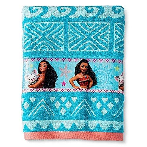 Disney Moana Bath Towel