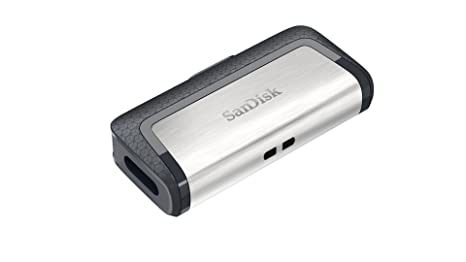 SanDisk Ultra 128GB Dual Drive USB Type-C (SDDDC2-128G-G46) at amazon