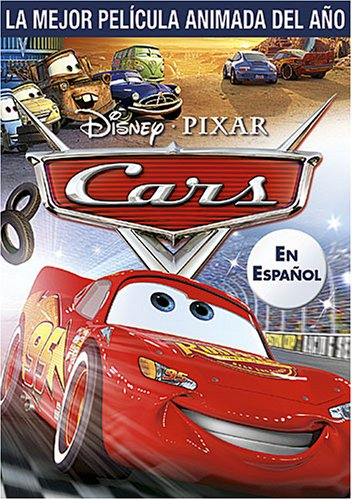Cars (Spanish Language Widescreen Edition) [Import]