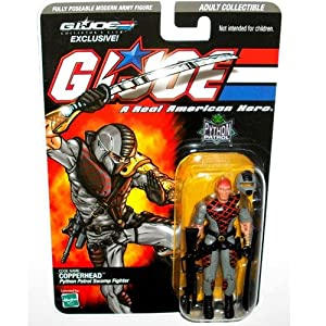 GI Joe: A Real American Hero DTC Exclusive Action Figure: Toys & Games