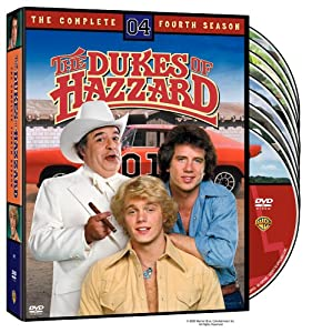 The Dukes of Hazzard: The Complete Fourth Season from Warner Home Video