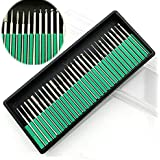 Sq Deal Durable 30 X Nail Art Electric Files Drill Bits Replacement Replace Alternative Metal Piercer Acrylic...