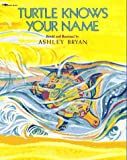 Turtle Knows Your Name (0689717288) by Bryan, Ashley