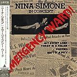 echange, troc Nina Simone - Emergency Ward