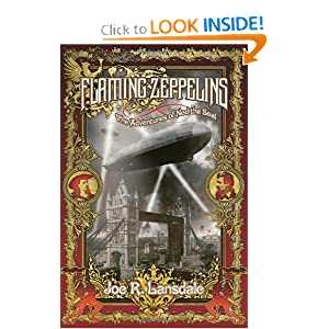 Flaming Zeppelins: The Adventures of Ned the Seal by Joe R. Lansdale