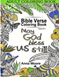 Adult Coloring Book: Bible Verse Colo...