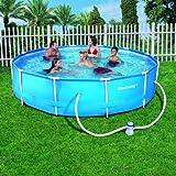 Bestway Frame Pool Set, 12-Feet by 30-Inch