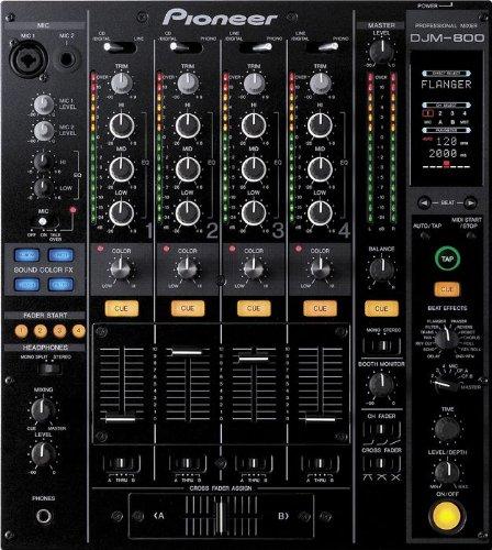 Pioneer+DJM-800+Pro+DJ+Mixer