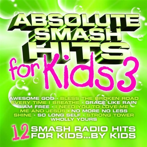 Absolute-Smash-Hits-For-Kids-3-Various-Artists-Audio-CD