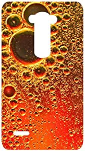 Bubble Pattern Back Cover Case for LG G3