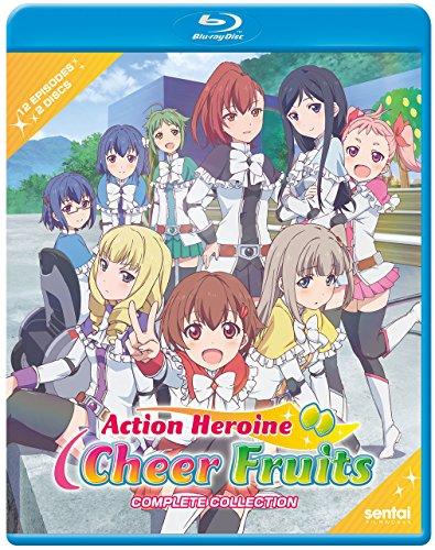Blu-ray : Action Heroine Cheer Fruits (Subtitled, Anamorphic, 2PC)