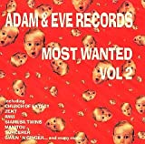TECHNO / TRANCE Compilation Adam & Eve Records Most Wanted Vol. 2