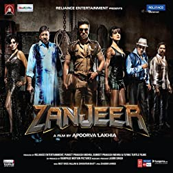 Zanjeer - DVD (Hindi Movie / Bollywood Film / Indian Cinema) 2013