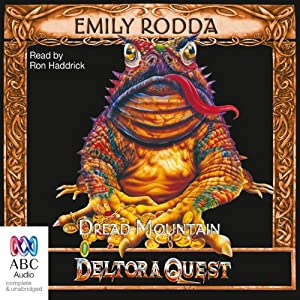 Dread Mountain Audiobook
