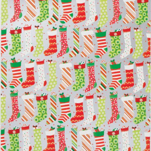 Jillson Roberts Recycled Christmas Gift Wrap,