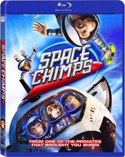 Space Chimps / Мартышки в космосе (2008)