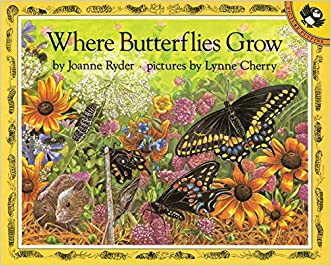 Where Butterflies Grow (Picture Puffins)