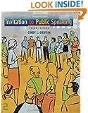 Invitation to Public Speaking