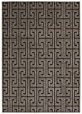 Nourison Great Outdoors Green Solid 5.6-Feet by 7-1/2-Feet 100-Percent Polypropylene Area Rug