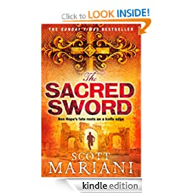 The Sacred Sword (Ben Hope 7)