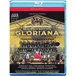 Britten: Gloriana [Blu-ray]