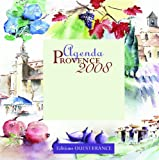 echange, troc Eric Cattin, Marie-Madeleine Flambard - Agenda Provence 2008