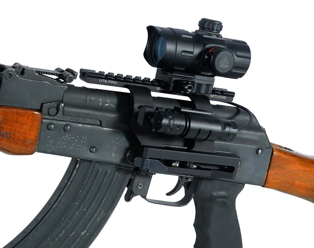 What and where to get a side mount for a 1 quot scope ar15 com archive