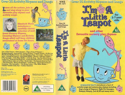 im-a-little-teapot-1992-vhs