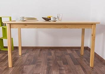Tisch 150x75 cm, Farbe: Natur