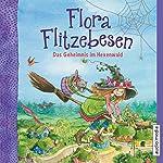 Das Geheimnis im Hexenwald (Flora Flitzebesen 1)   Melanie Manstein,Eleni Livanios
