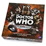 Dr Who Doctor Who Dvd Board Game