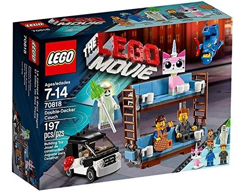 LEGO Movie 70818 - Divano a Castello