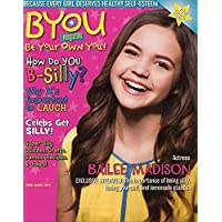 1-Year (6 Issues) of BYOU Be Your Own You Magazine Subscription
