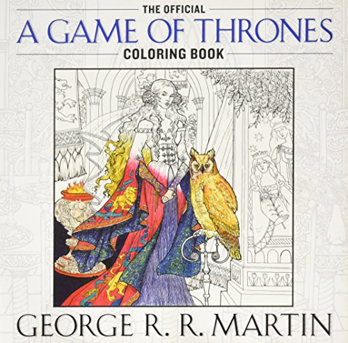 Buy Game Of Thrones Coloring Book Now!