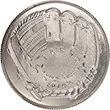 2014 D US National Baseball Hall of Fame Commemorative BU Half Dollar 50C OGP U.S. Mint