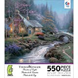 Thomas Kinkade: Twilight Cottage - 550 P...