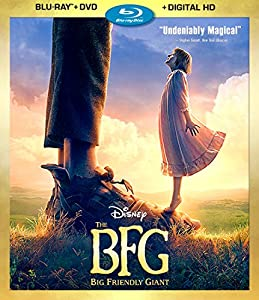 The BFG (BD + DVD + Digital HD) [Blu-ray] by Walt Disney Studios