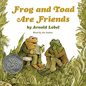 Frog and Toad Are Friends Audiobook