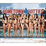 2015 Maxim Hometown Hotties Desk Calendar Trends International