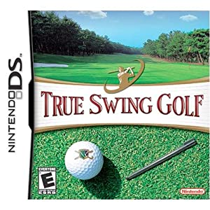 True Swing Golf - Nintendo DS
