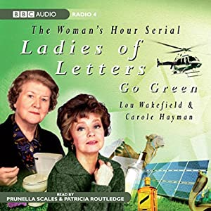 Ladies of Letters Go Green Radio/TV Program