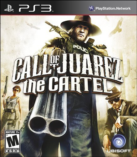 Call Of Juarez: The Cartel - Playstation 3 front-1035643