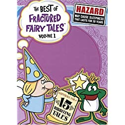 The Best of Fractured Fairy Tales, Volume One