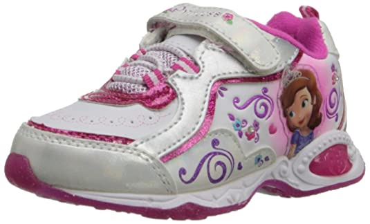 Kids' Original DISNEY Sofia Lighted Sports Footwear Cheap Online More Colors Available