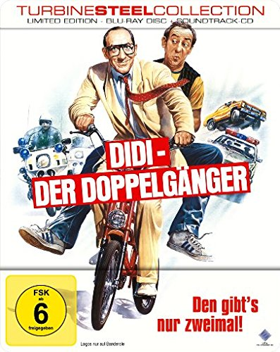 Didi - Der Doppelgänger (Limited Turbine Steel Edition) [Blu-ray] [Limited Edition]