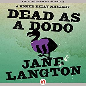 Dead as a Dodo | [Jane Langton]