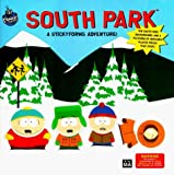 img - for South Park: A Sticky Forms Adventure by Comedy Central (1998-11-01) book / textbook / text book
