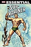 Essential Sub-Mariner, Vol. 1 (Marvel Essentials) (0785130756) by Lee, Stan