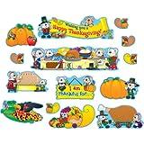 Carson Dellosa Thanksgiving Bulletin Board Set (110089)